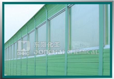 玻璃钢声屏障系列玻璃钢I型声屏障